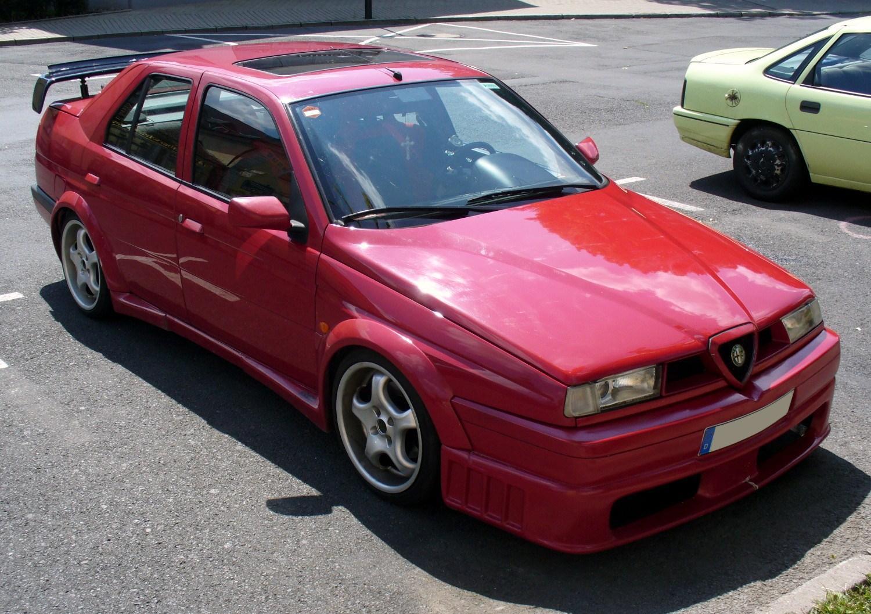 Alfa Romeo 155 - 1500 x 1057, 07 из 16
