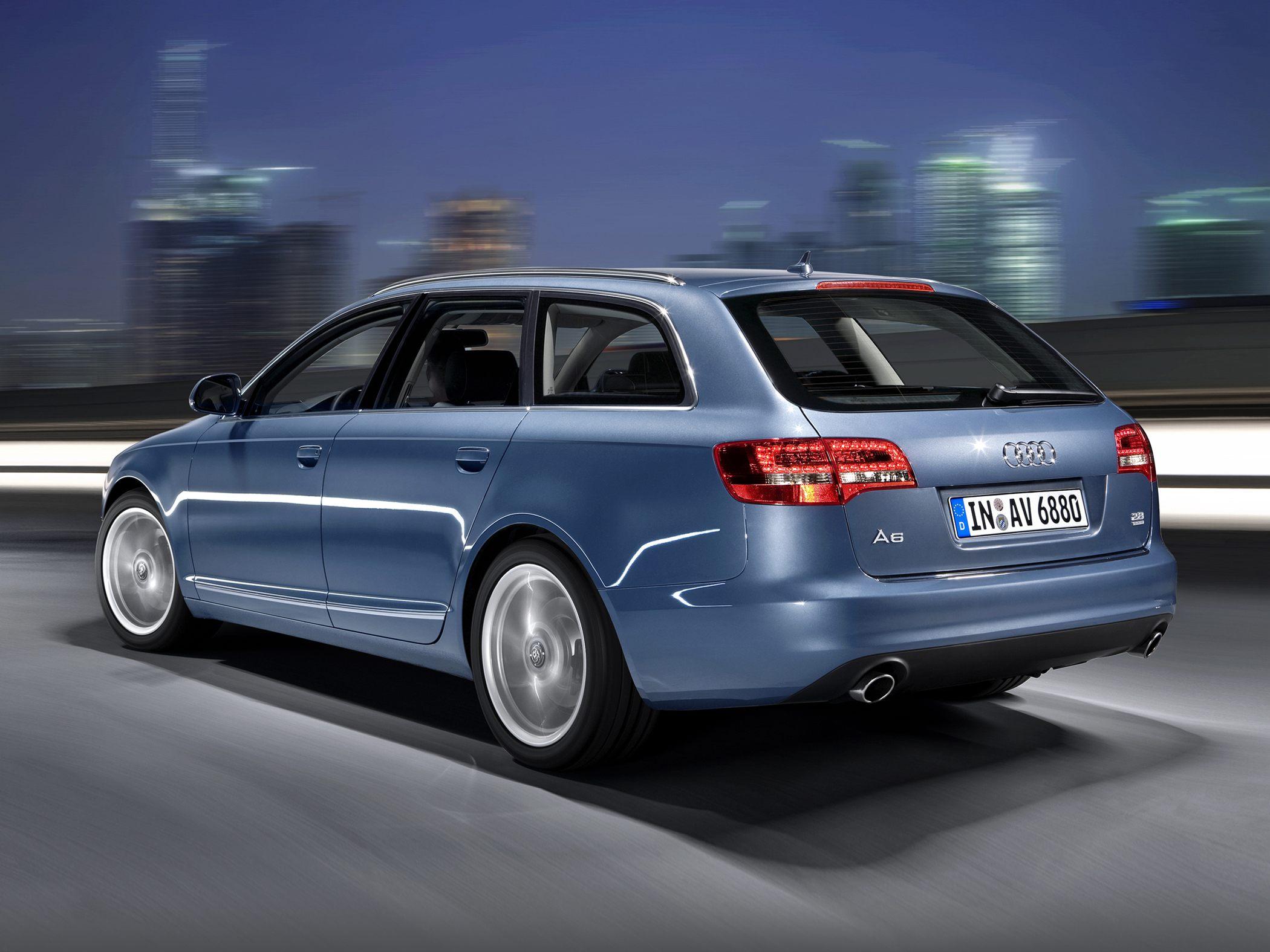 Index Of Dataimagesgalleryesaudiawagon - Audi a6 wagon