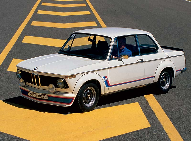 BMW 2002 Turbo: 1 фото