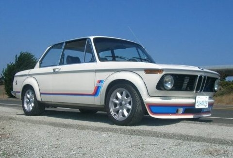 BMW 2002 Turbo - 480 x 325, 02 из 18