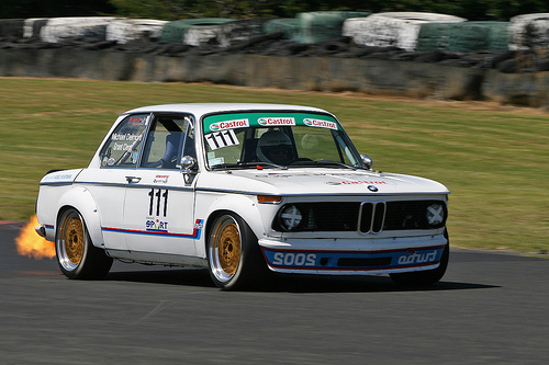 BMW 2002 Turbo: 3 фото