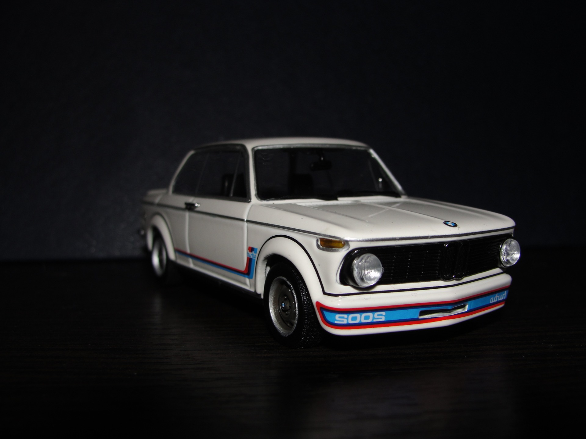 BMW 2002 Turbo: 7 фото