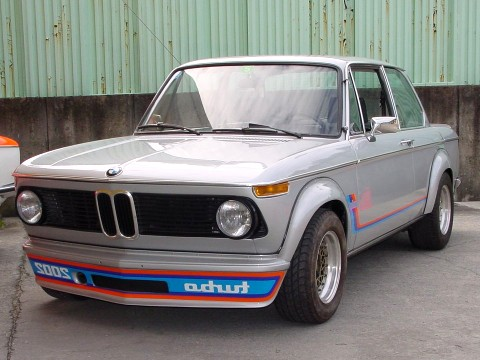 BMW 2002 Turbo: 8 фото