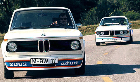 BMW 2002 Turbo: 10 фото