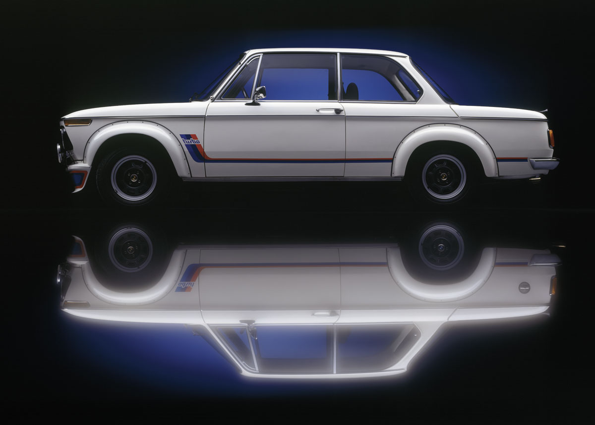 BMW 2002 Turbo: 11 фото
