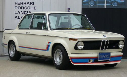 BMW 2002 Turbo: 12 фото