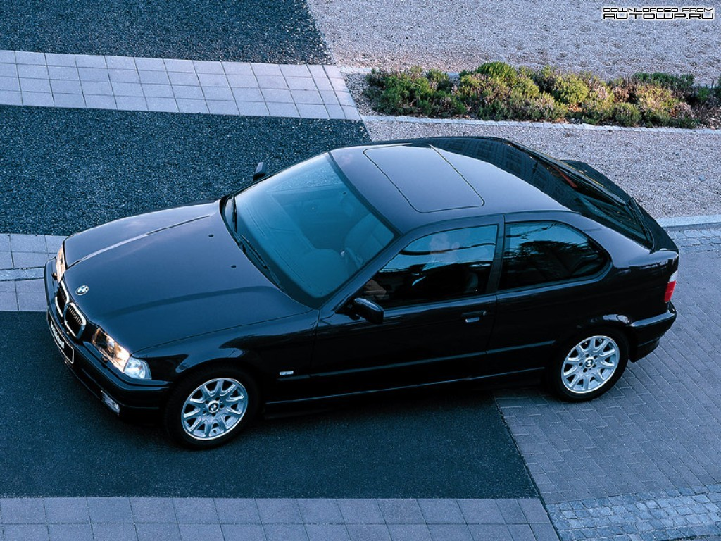BMW 3 Compact