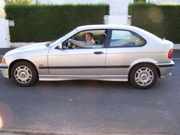 bmw 316i 2002 фото