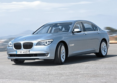 BMW ActiveHybrid 7: 3 фото