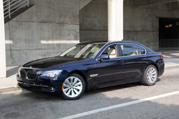 BMW ActiveHybrid 7: 7 фото