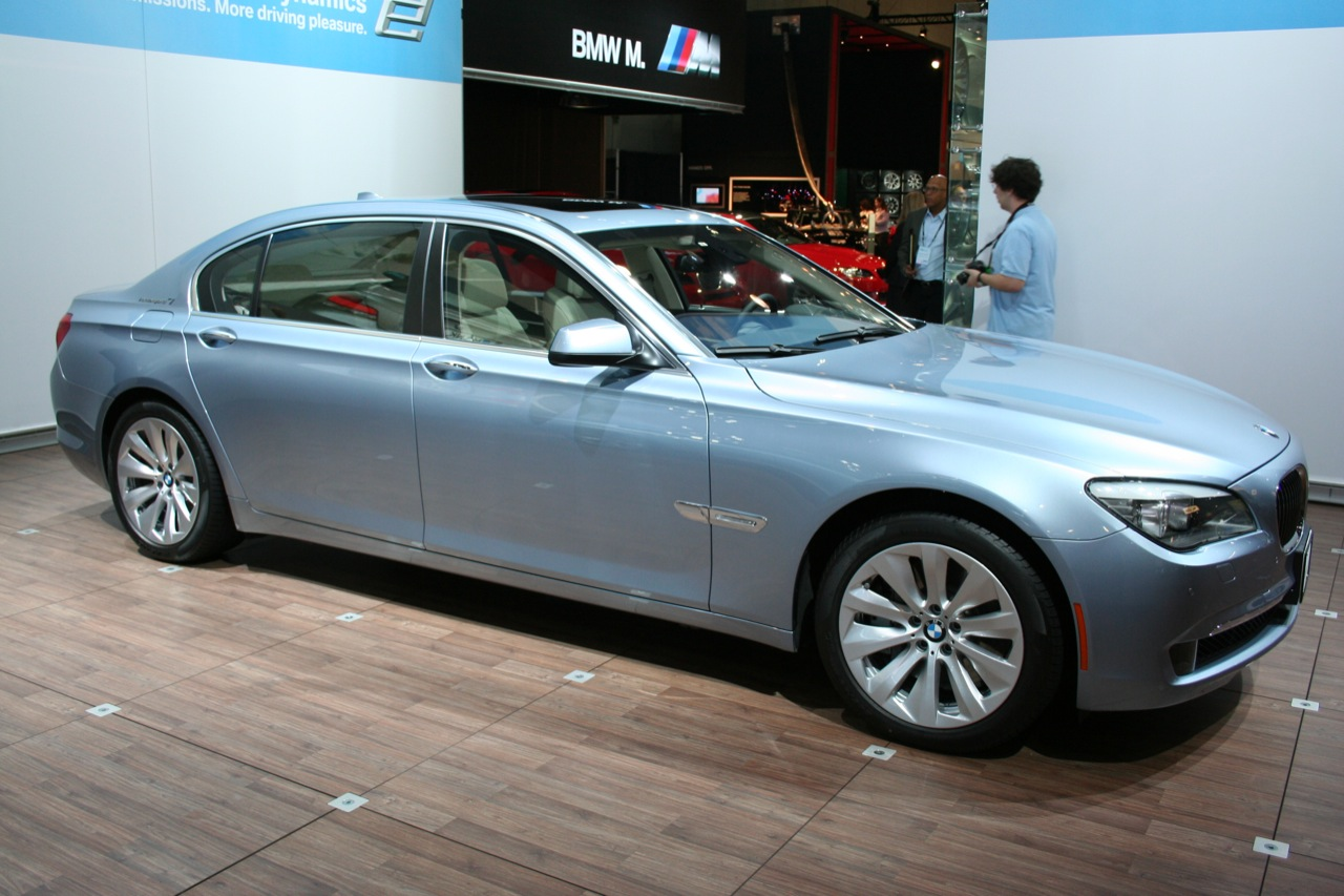 BMW ActiveHybrid 7 - 1280 x 853, 12 из 16