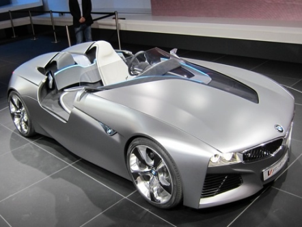 BMW Vision ConnectedDrive