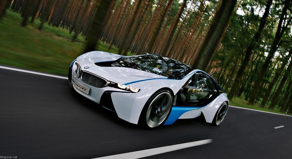 BMW Vision Efficient Dynamics: 3 фото