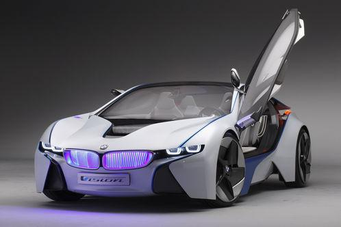 BMW Vision Efficient Dynamics: 5 фото
