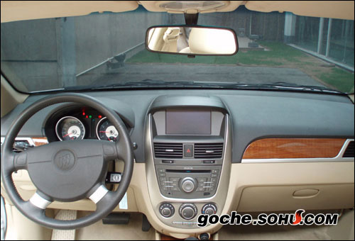 Buick Excelle: 1 фото