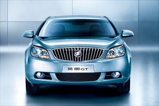 Buick Excelle: 4 фото