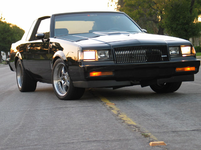 Buick Grand National: 5 фото