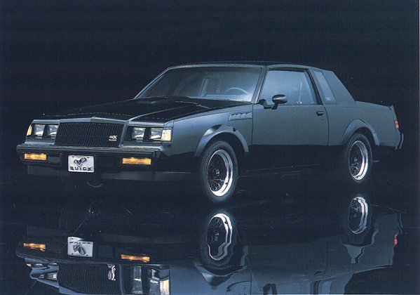 Buick Grand National: 8 фото
