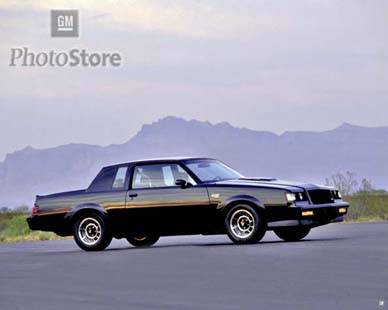 Buick Grand National: 11 фото