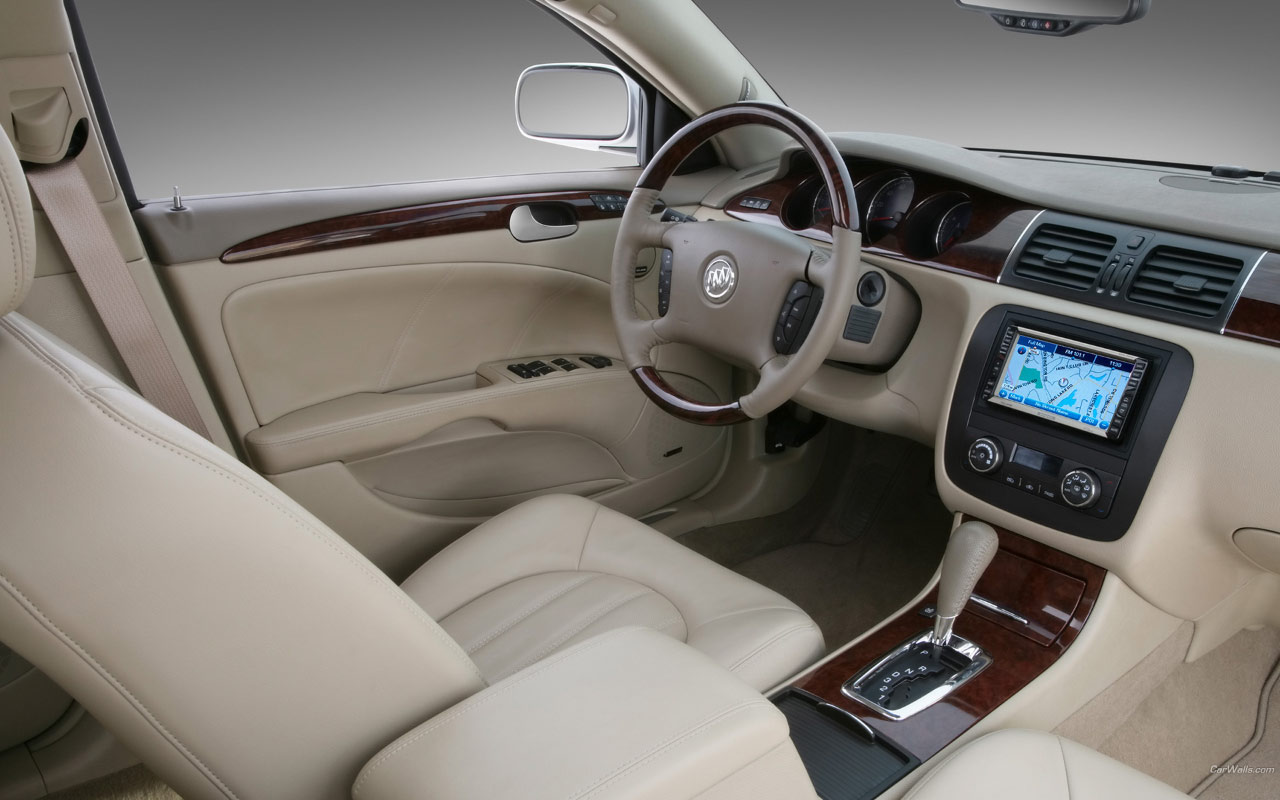 Buick lucerne interior photos 2006 Buick Lucerne Reviews and Rating Motor Trend
