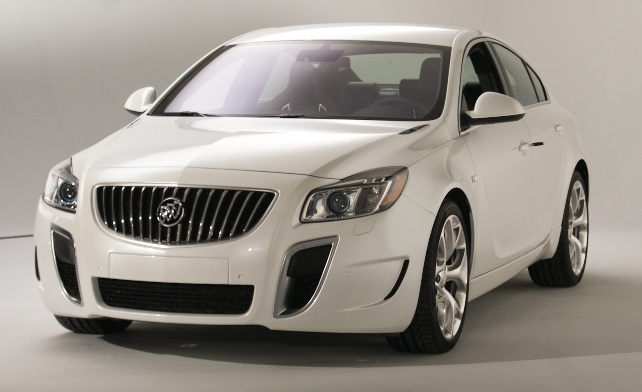 Buick Regal GS: 3 фото