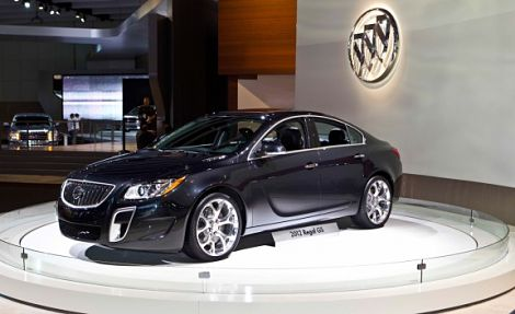 Buick Regal GS: 5 фото
