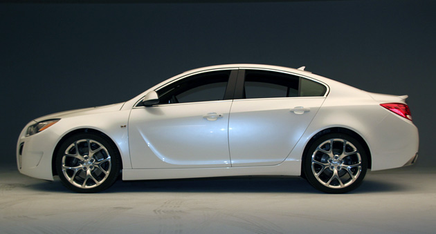 Buick Regal GS: 11 фото