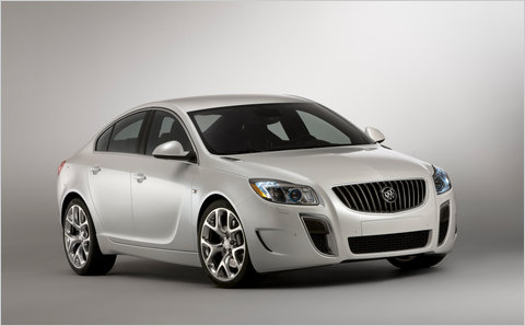 Buick Regal GS: 12 фото