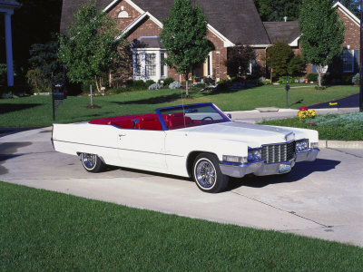 Cadillac DeVille Convertible: 3 фото