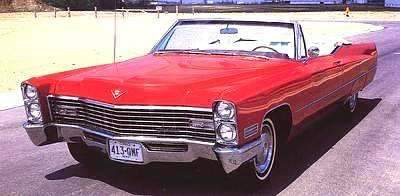 Cadillac DeVille Convertible: 4 фото