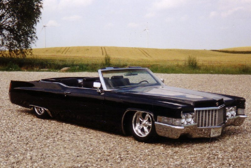 Cadillac DeVille Convertible: 10 фото