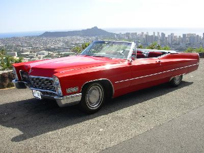 Cadillac DeVille Convertible: 11 фото