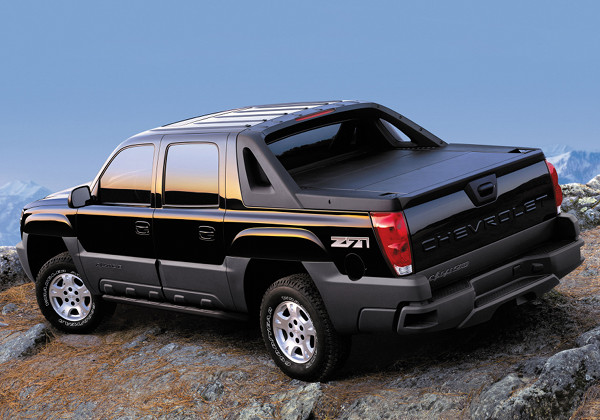 Chevrolet Avalanche: 7 фото