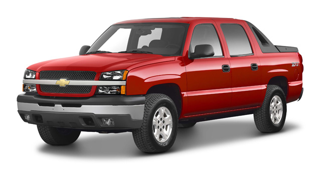 Chevrolet Avalanche: 8 фото