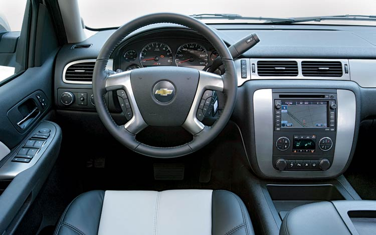 Chevrolet Avalanche: 10 фото