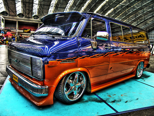 Chevrolet Beauville