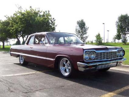 Chevrolet Biscayne: 3 фото