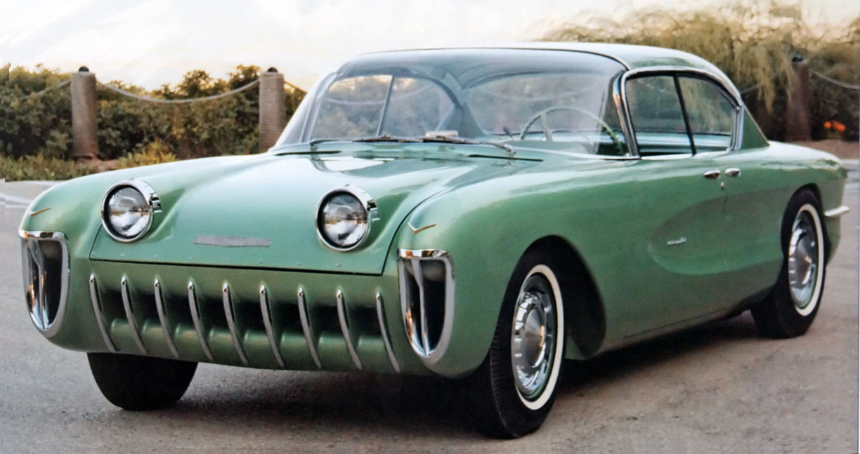 Chevrolet Biscayne: 10 фото