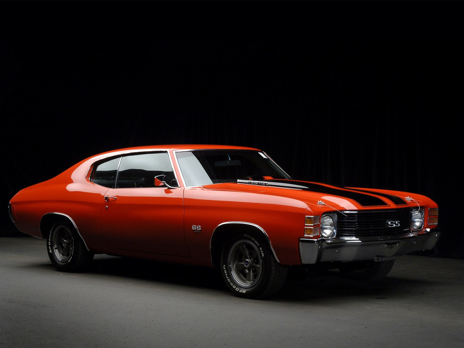 Chevrolet Chevelle SS: 9 фото