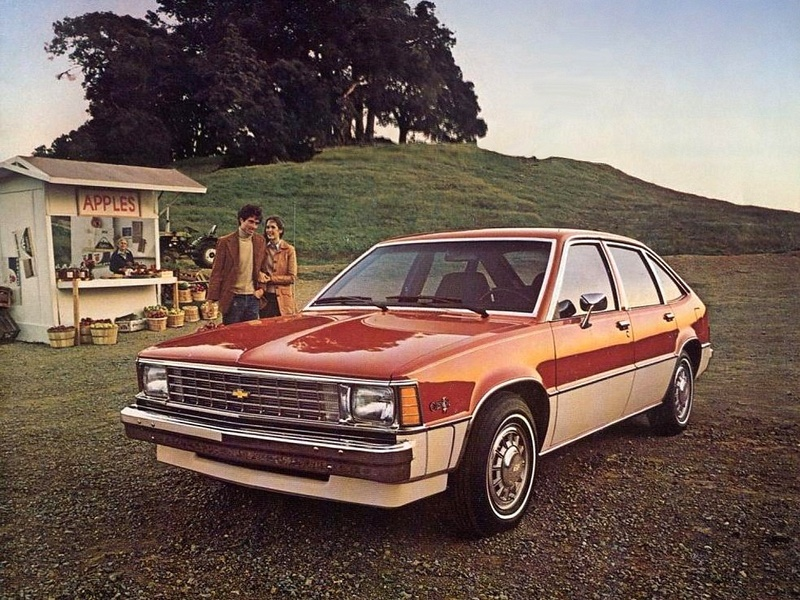 Chevrolet Citation: 10 фото