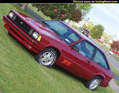 Chevrolet Citation - 400 x 311, 11 из 12