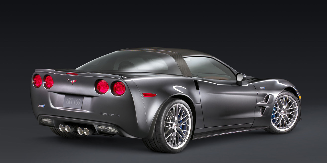 Chevrolet Corvette ZR1 - 1300 x 649, 05 из 17