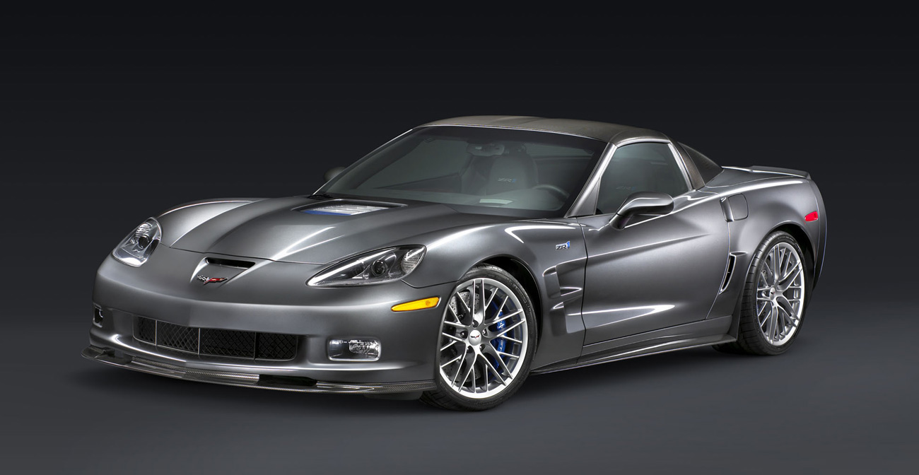 Chevrolet Corvette ZR1: 7 фото