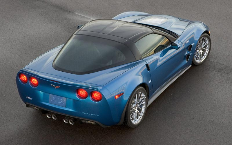Chevrolet Corvette ZR1: 12 фото