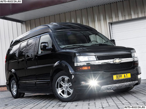Chevrolet Express: 3 фото