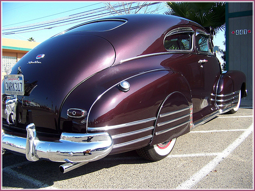 Chevrolet Fleetline