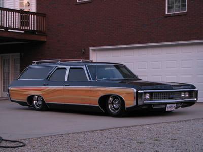 Chevrolet Kingswood Estate #