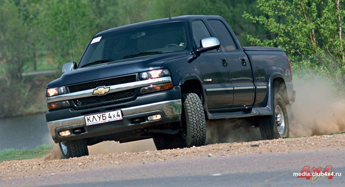 Chevrolet Pickup: 9 фото.
