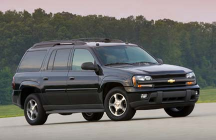 Chevrolet TrailBlazer: 4 фото