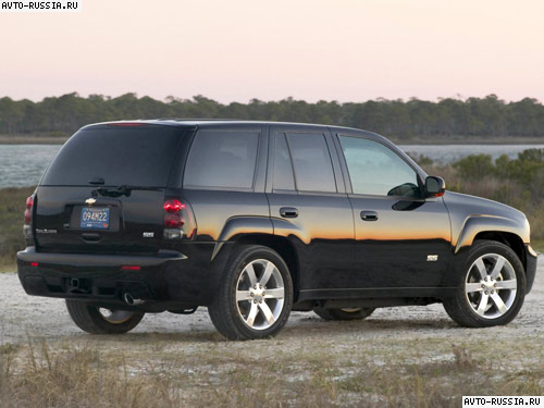 Chevrolet TrailBlazer: 5 фото